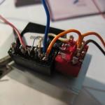 DIY Led Vélo - Régulateur et Interrupteur
