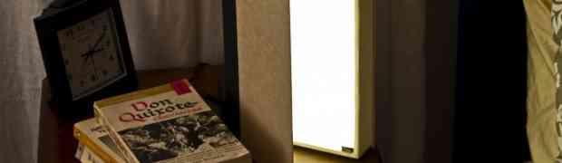 Livre LED ambiance de lecture