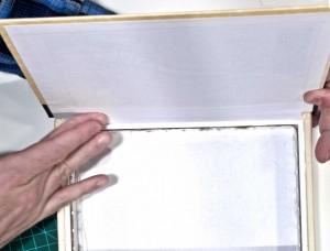 Assemblage du livre et de la couverture