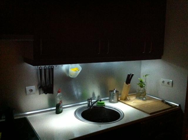 Eclairage led cuisine diy leds l 39 actu diy leds du web - Eclairage led cuisine ...