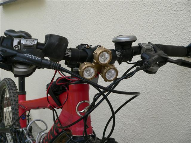 Diy Vélo Du Pour CreeLampe Leds L'actu Web 0v8nymNwOP