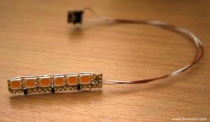 DIY USB Led d'aquarium - Longueur de fils