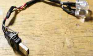 DIY Led USB 2